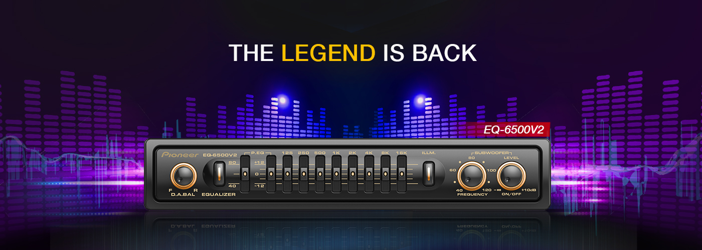 Legendary 9-Band Equalizer returns