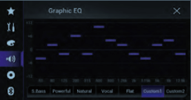 (English) 13-Band Graphic EQ