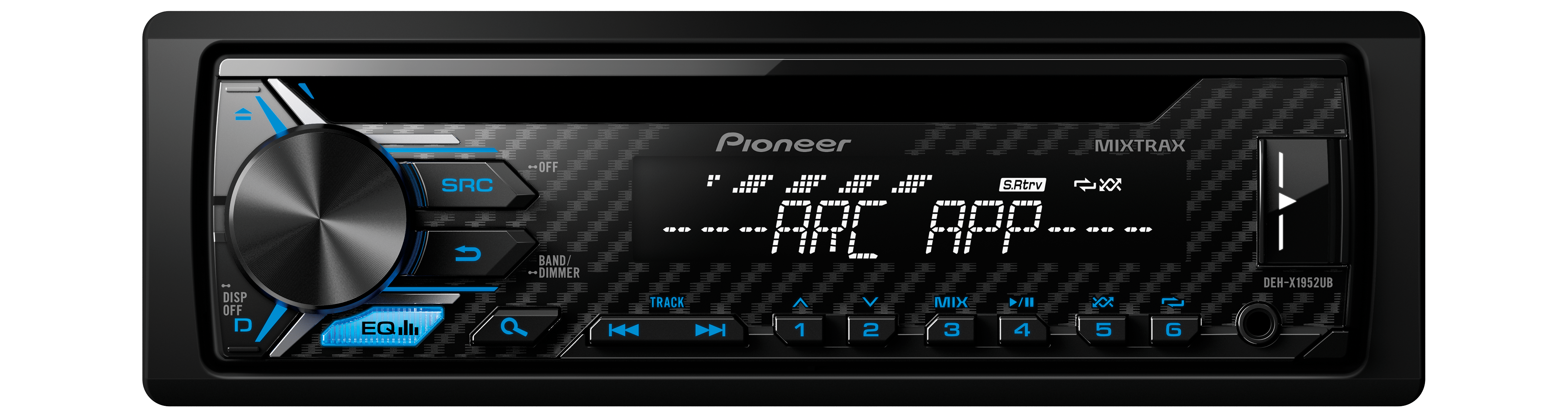 Pioneer | DEH-X1952UB | Car Audio, CD Receivers | Pioneer