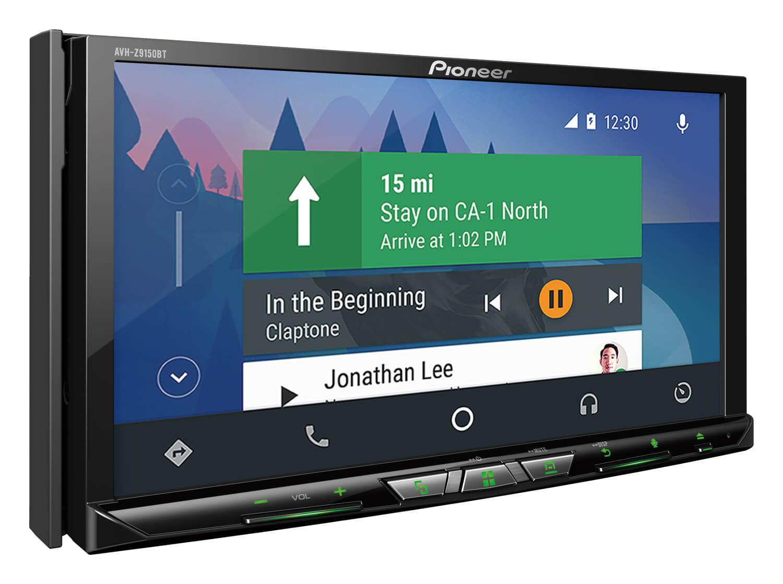 Pioneer | AVH-Z5150BT | Buy DVD Multimedia AV Receiver from Pioneer