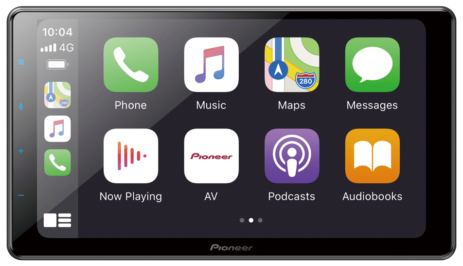 Pioneer Car AV Receivers with Alexa built-in -  DMH-Z6350BT, DMH-ZS9350BT and DMH-ZF9350BT