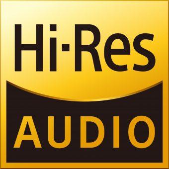 Hi-Res Audio Support
